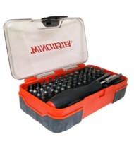 Winchester 51-Pc. Gunsmith Screwdriver Kit