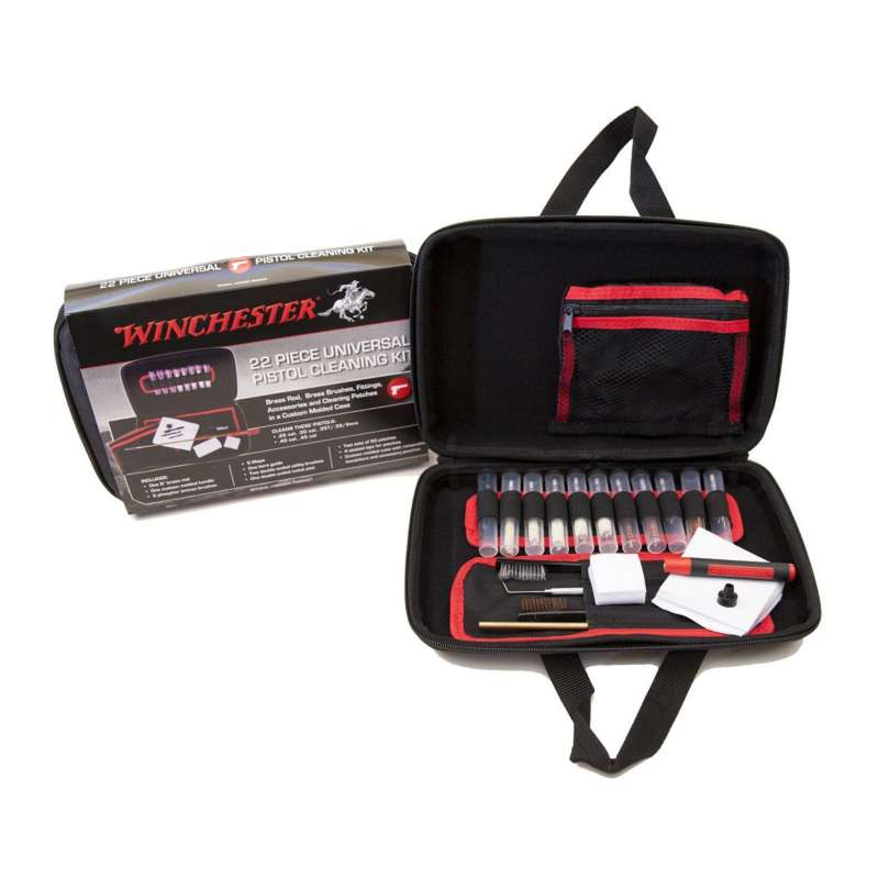 Winchester Pistol 22-Piece Cleaning Kit