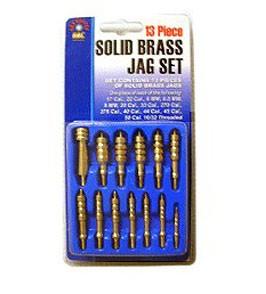 Gunmaster Brass Jag Set