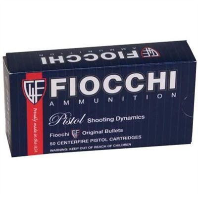 Fiocchi Centerfire 45 Auto 230gr Metal Case 875 feet per sec