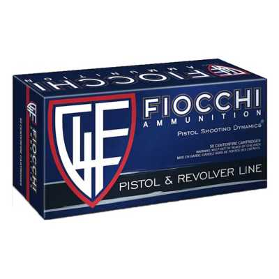 Fiocchi Training Dynamics 9mm 115gr FMJ