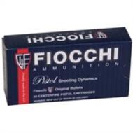 Fiocchi Centerfire 380AP 380 Auto 95gr Metal Case 1000 ft pe