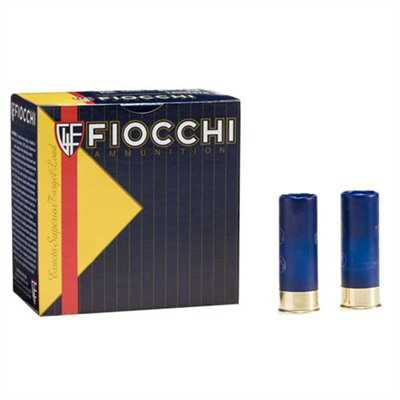 Fiocchi 12TL Target Load-Trap,Skeet & Sporting Clays 12ga 2