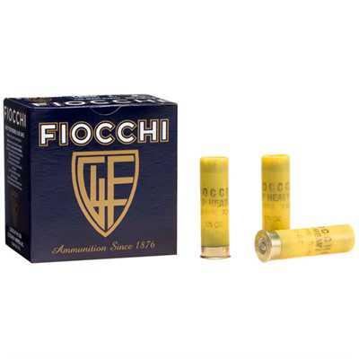 """Fiocchi VIP Heavy 20ga 2.75"""" 7/8oz #8 25/bx"""