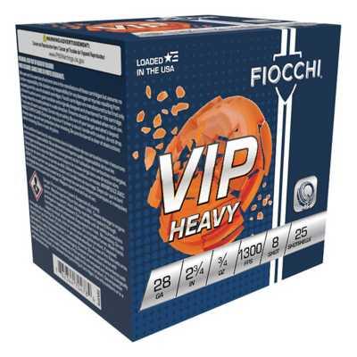 "Fiocchi VIP Heavy 28ga 2.75"" #7.5 25/bx"