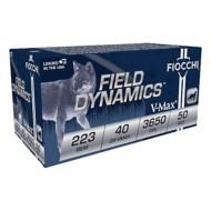 Fiocchi 223 Rem 40gr V-MAX 50/bx