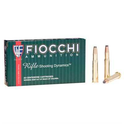 Fiocchi Shooting Dynamics 30-30 Win 170gr FSP 20/bx