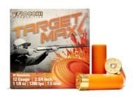 Fiocchi Scheels Exclusive Heavy Target Max 12 Gauge 7.5 Shot 1 1/8 oz Shotshell Case