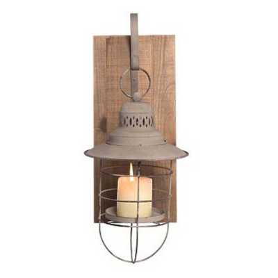 Foreside Home and Garden Hanging Cottage Lantern