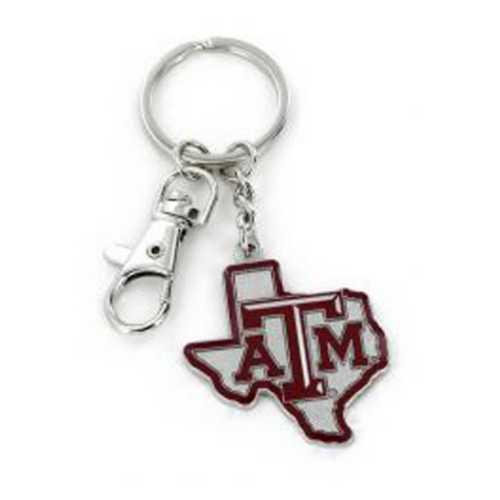 Aminco International Texas A&M Aggies State Key Ring