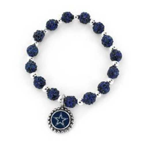 Aminco International Dallas Cowboys Bead Bracelet