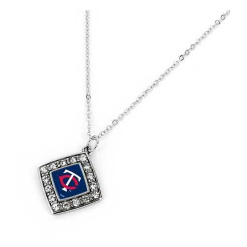 Aminco Minnesota Twins Charmed Necklace