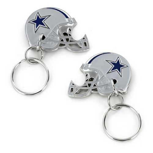 Aminco Dallas Cowboys Helmet Bottle Opener Keychain