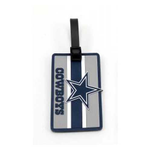 Aminco International Dallas Cowboys Soft Bag Tag