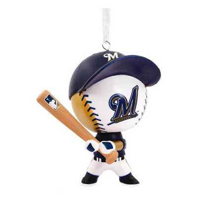 Hallmark Milwaukee Brewers Bounce Buddy Ornament