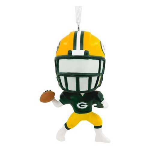 Hallmark Green Bay Packers Bounce Buddy Ornament