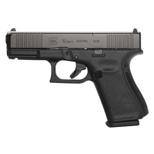 GLOCK G19 GEN5 MOS FS 9mm Handgun