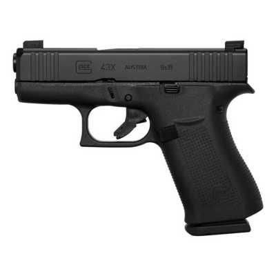 GLOCK G43X Sub-Compact Slimline 9mm Pistol