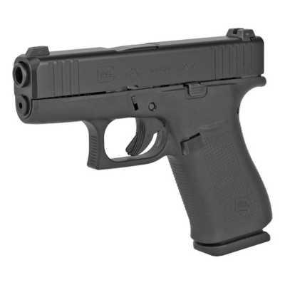 GLOCK G43X Sub-Compact Slimline 9mm Pistol with GLOCK Night Sights