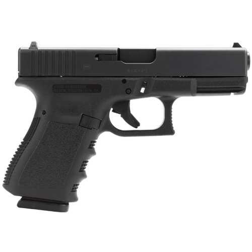 Glock G19 Gen3 Compact 9mm Pistol 10 Round Magazine