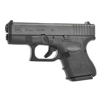 GLOCK G27 Gen4 FXS 40 S&W Handgun