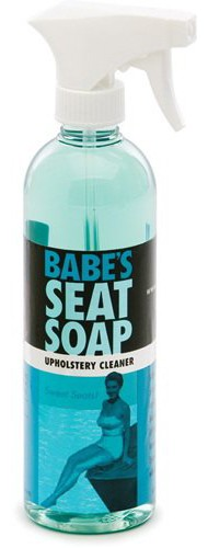 Babe's Seat Soap