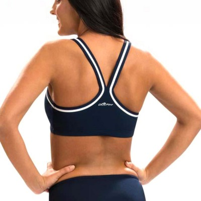 Women's Dolfin Guard Logo Bikini Top