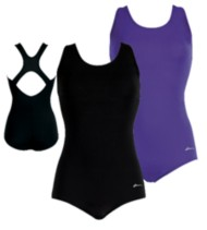 Women's Dolfin International Conservative Lap Swimsuit