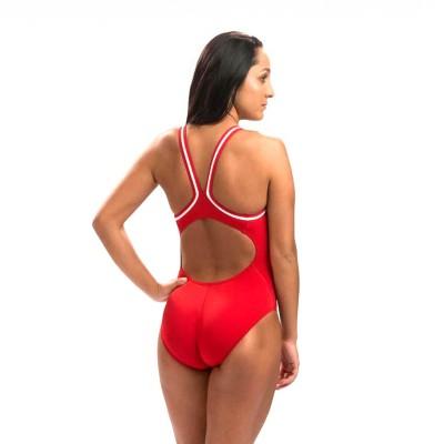 Women's Dolfin RELIANCE Guard Logo DBX Back Swimsuit