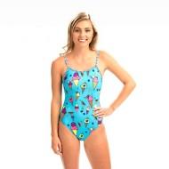 Women's Dolfin Uglies String Back Swimsuit