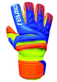 Adult Reusch Prisma Prime S1 Evolution Palm Finger Support Soccer Goalkeeper Gloves