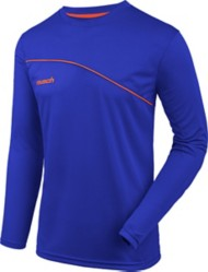 Adult Reusch Match Prime Padded Long Sleeve Soccer Goalkeeper Jersey