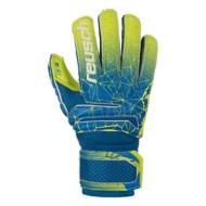 Youth Reusch Fit Control S1 Finger Support Junior Soccer Goalkeeper Gloves