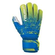 Youth Reusch Fit Control SG Finger Support Junior Soccer Goalkeeper Gloves