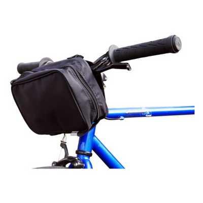 BiKASE Charger Handlebar Bag