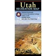 Benchmark Utah Recreation Map