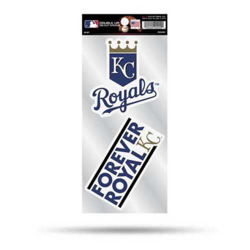 Rico Kansas City Royals Double Up Decals