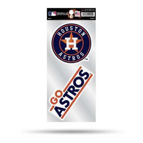 Rico Houston Astros Double Up Decals
