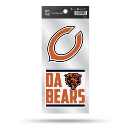 Rico Chicago Bears Double Up Decals