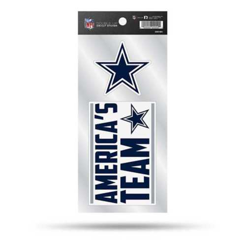 Rico Dallas Cowboys Double Up Decals
