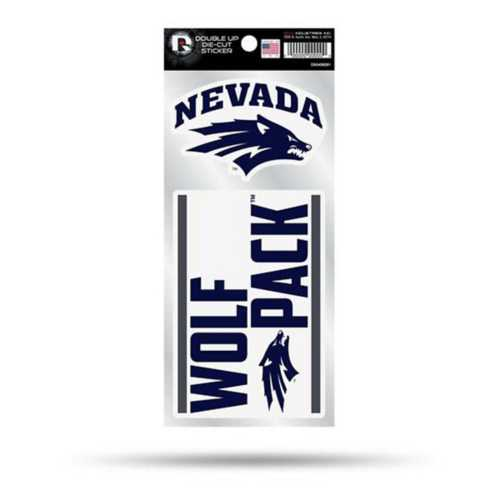 Rico Nevada Wolf Pack Double Up Decals