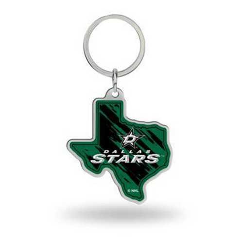 Rico Dallas Stars Home State Key Chain