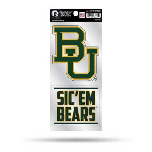 Rico Baylor Bears Double Up Decals