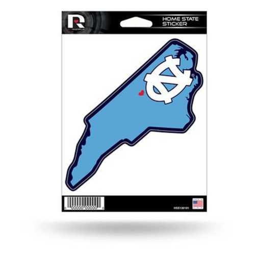 Rico North Carolina Tar Heels Home State Sticker