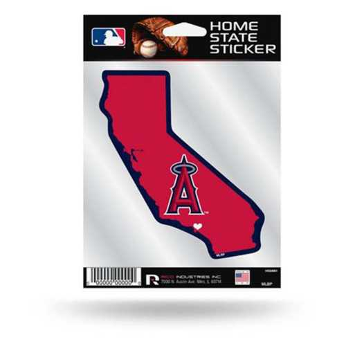 Rico Los Angeles Angels Home State Sticker