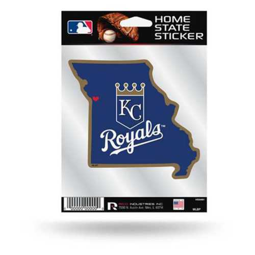 Rico Kansas City Royals Home State Sticker