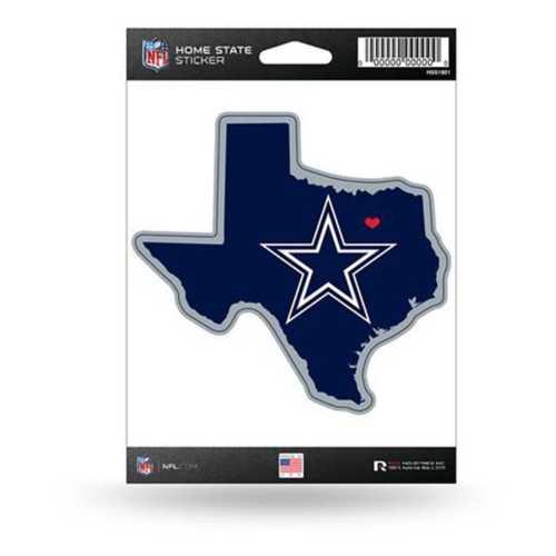 Rico Dallas Cowboys Home State Decal