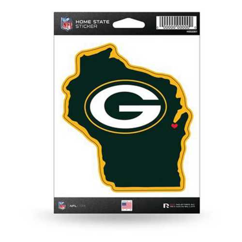 Rico Green Bay Packers Home State Decal