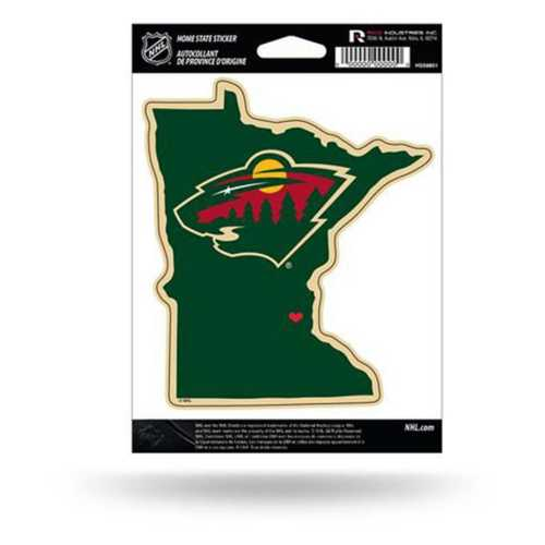 Rico Minnesota Wild Home State Sticker