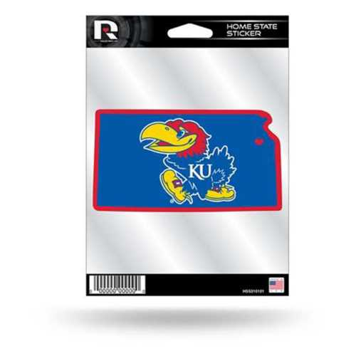 Rico Kansas Jayhawks Home State Sticker